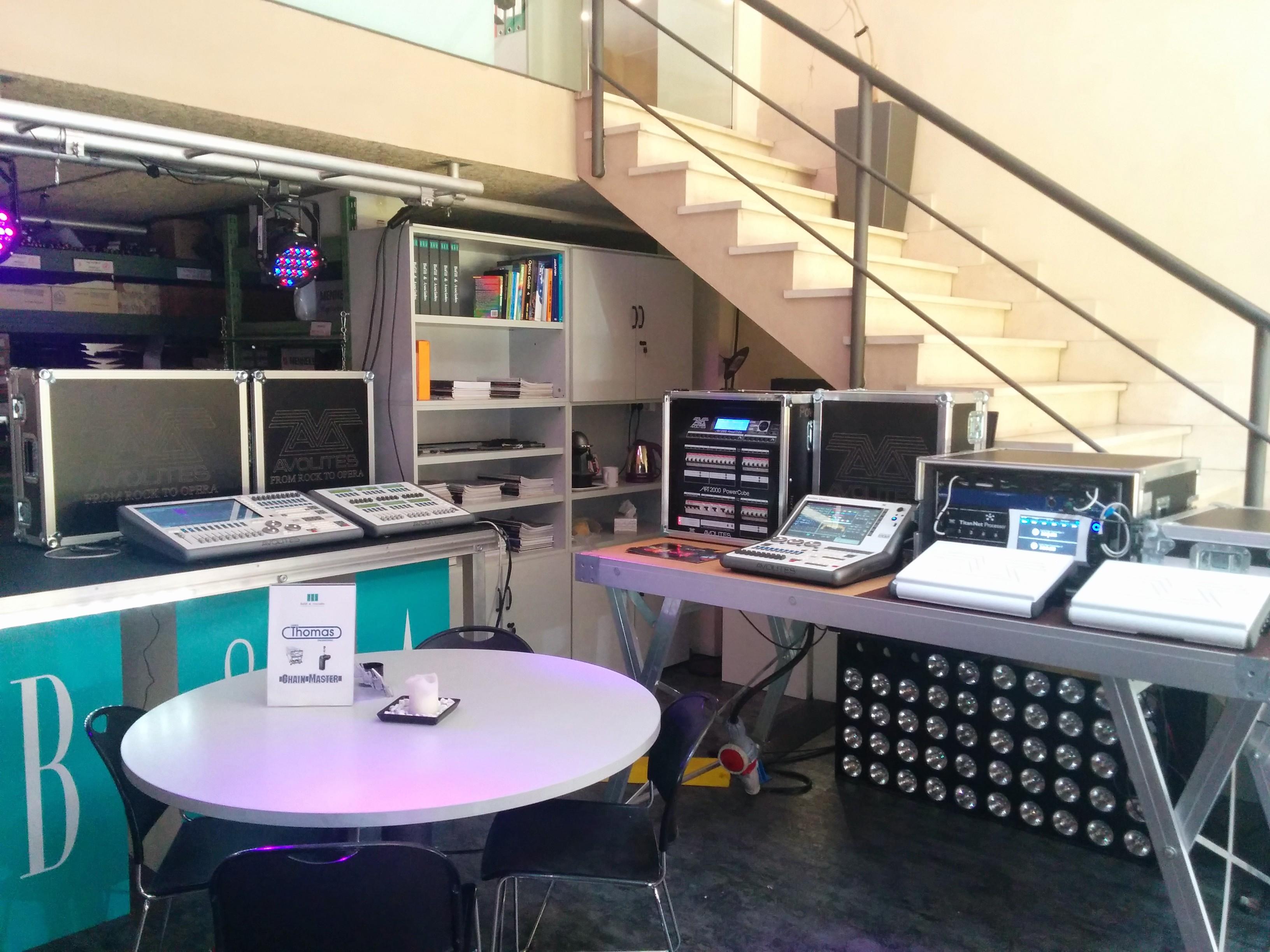 Nuestra Show Room